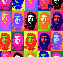 Che Guevara  by Rachel Miller