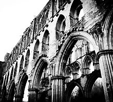 Rievaulx Abbey, North Yorkshire by kudretk
