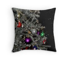 Have a Sparkling Christmas Throw Pillow