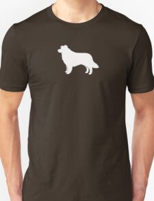 Border Collie Silhouette(s) T-Shirt