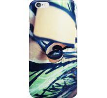Paper Curl iPhone Case/Skin