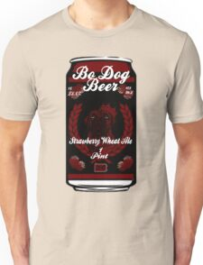 Bo Dog Beer Unisex T-Shirt