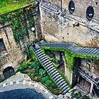 Sorrento Stairs by Abtin Eshraghi