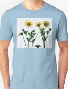 Wild Sunflowers Unisex T-Shirt