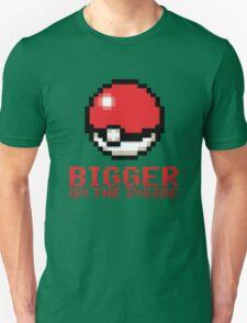 Pokeball - Bigger on the Inside T-Shirt