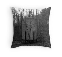Serving Noone Throw Pillow