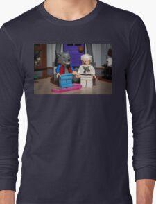 Teen Wolf Marty! Long Sleeve T-Shirt