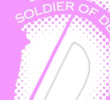 Sailor Saturn (Purple) Sticker