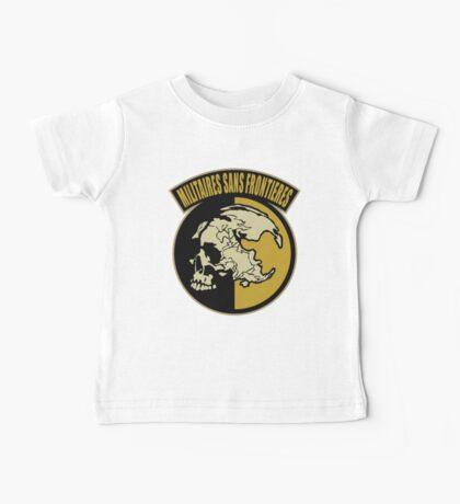 Militaires Sans Frontieres Baby Tee
