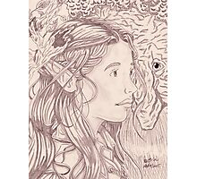 Untitled Fantasy Illustration Photographic Print