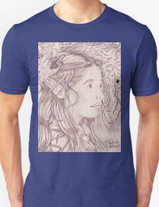 Untitled Fantasy Illustration Unisex T-Shirt