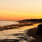 Sunrise Port Hedland by stevebrooks