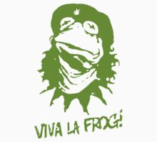 Viva la Frog! One Piece - Short Sleeve
