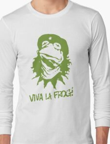 Viva la Frog! Long Sleeve T-Shirt