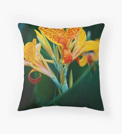 Nature Series 3 Throw Pillow