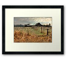 Bygone Dawn Framed Print