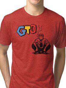GTO Smoking Tri-blend T-Shirt