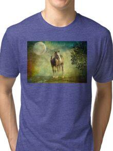 Midnight Runner Tri-blend T-Shirt