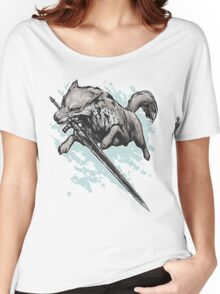 The Swordswolf Women's Relaxed Fit T-Shirt