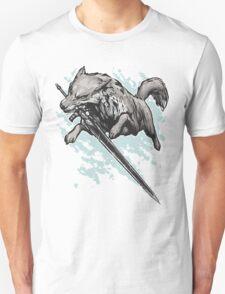 The Swordswolf Unisex T-Shirt