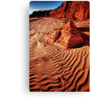 Sandscapes Canvas Print