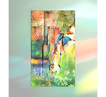 Butterfly Beatitudes Photographic Print
