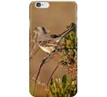 Mockingbird iPhone Case/Skin