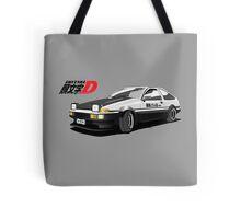 Initial D AE86 Car Tote Bag