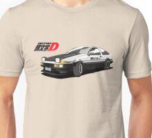 Initial D AE86 Car Unisex T-Shirt