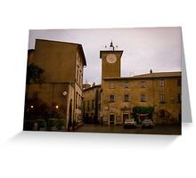 Orvieto Greeting Card
