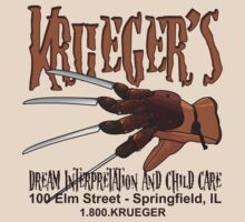 Krueger's Dream Interpretation And Child Care by popularthreadz