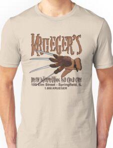 Krueger's Dream Interpretation And Child Care Unisex T-Shirt