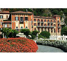 Villa d' Este, Cerrobbio, Italy Photographic Print
