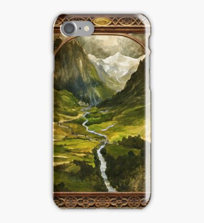 The Ring is taken to Rivendell iPhone Case/Skin