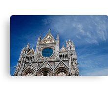 Duomo, Siena. Metal Print