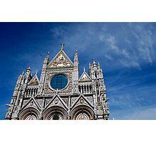 Duomo, Siena. Photographic Print