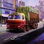 Smith of Maddiston Scammell Routeman II by Mike Jeffries