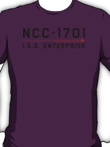 ST Registry Series - Mirror Enterprise Logo T-Shirt