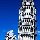 Pisa Tower. by Malcolm Clark