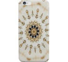 Classical Ornate Golden Yellow - N83 iPhone Case/Skin