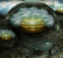 New Vision by Craig Hitchens - Spiritual Digital Art
