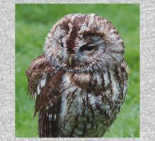 Cool Tawny Owl Kids Clothes