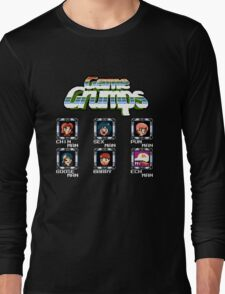 Game Grumps Megaman Long Sleeve T-Shirt