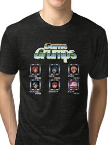 Game Grumps Megaman Tri-blend T-Shirt