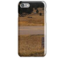 helicopter parking iPhone Case/Skin