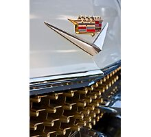 '58 Cadillac Photographic Print