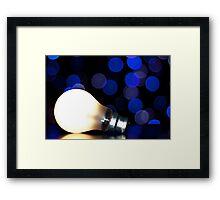 Bright Idea! Framed Print