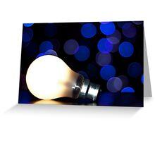 Bright Idea! Greeting Card