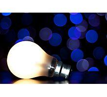 Bright Idea! Photographic Print