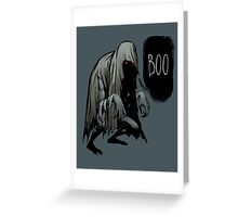 The Lurker Greeting Card